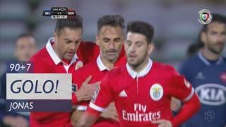 GOLO! SL Benfica, Jonas aos 90'+7', Os Belenenses 1-1 SL Benfica