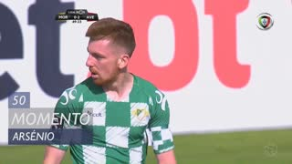 Moreirense FC, Jogada, Arsénio aos 50'