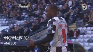 Boavista FC, Jogada, Mateus aos 17'