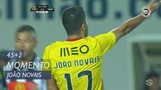 Rio Ave FC, Jogada, João Novais aos 45'+2'