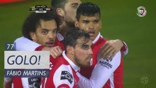 GOLO! SC Braga, Fábio Martins aos 77', Estoril Praia 0-5 SC Braga