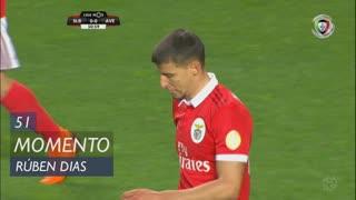 SL Benfica, Jogada, Rúben Dias aos 51'