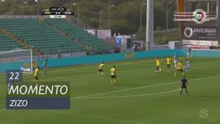 Moreirense FC, Jogada, Zizo aos 22'