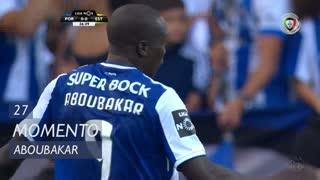 FC Porto, Jogada, Aboubakar aos 27'