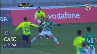 Moreirense FC, Caso, R. Peña aos 25'