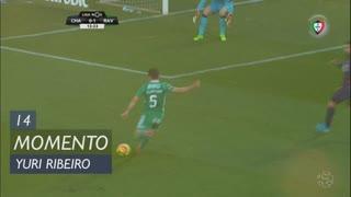 Rio Ave FC, Jogada, Yuri Ribeiro aos 14'