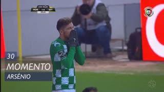 Moreirense FC, Jogada, Arsénio aos 30'