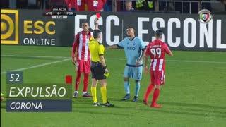 FC Porto, Expulsão, Corona aos 52'
