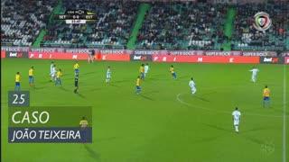 Vitória FC, Caso, João Teixeira aos 25'