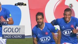 GOLO! Belenenses SAD, Tiago Caeiro aos 73', Belenenses SAD 1-0 Estoril Praia