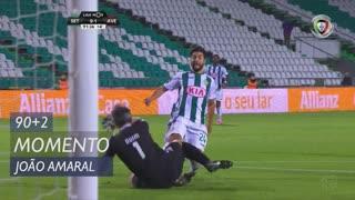 Vitória FC, Jogada, João Amaral aos 90'+2'