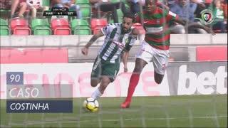 Vitória FC, Caso, Costinha aos 90'