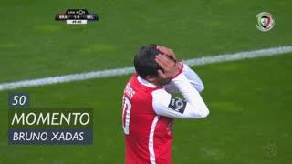 SC Braga, Jogada, Bruno Xadas aos 50'