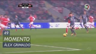 SL Benfica, Jogada, Álex Grimaldo aos 49'