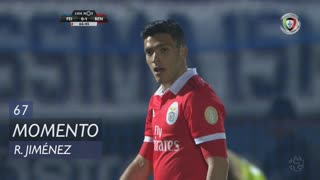 SL Benfica, Jogada, R. Jiménez aos 67'
