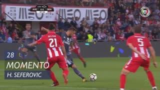 SL Benfica, Jogada, H. Seferovic aos 28'