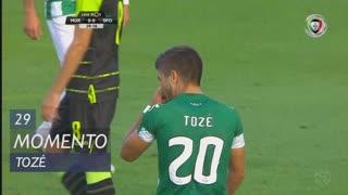 Moreirense FC, Jogada, Tozé aos 29'
