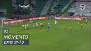 Boavista FC, Jogada, David Simão aos 82'