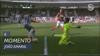 Vitória FC, Jogada, João Amaral aos 6'