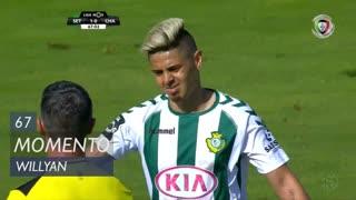 Vitória FC, Jogada, Willyan aos 67'