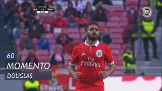 SL Benfica, Jogada, Douglas aos 60'