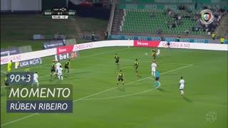 Rio Ave FC, Jogada, Rúben Ribeiro aos 90'+3'