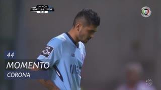 FC Porto, Jogada, Corona aos 44'