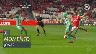SL Benfica, Jogada, Jonas aos 3'