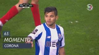 FC Porto, Jogada, Corona aos 65'
