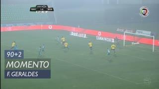 Rio Ave FC, Jogada, F. Geraldes aos 90'+2'