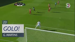 GOLO! Sporting CP, Gelson Martins aos 23', CD Aves 0-1 Sporting CP
