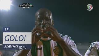 GOLO! Vitória FC, Edinho aos 15', GD Chaves 1-1 Vitória FC