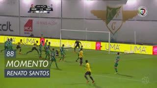Boavista FC, Jogada, Renato Santos aos 88'