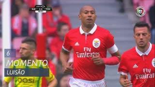 SL Benfica, Jogada, Luisão aos 6'