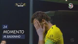 FC P.Ferreira, Jogada, Marco Baixinho aos 24'