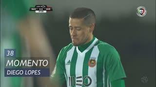 Rio Ave FC, Jogada, Diego Lopes aos 38'