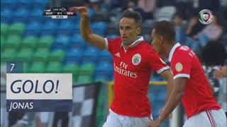 GOLO! SL Benfica, Jonas aos 7', Boavista FC 0-1 SL Benfica
