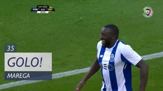 GOLO! FC Porto, Marega aos 35', FC Porto 1-0 Estoril Praia