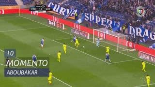 FC Porto, Jogada, Aboubakar aos 10'