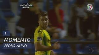 CD Tondela, Jogada, Pedro Nuno aos 1'