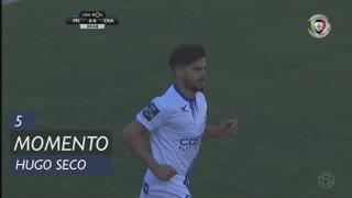 CD Feirense, Jogada, Hugo Seco aos 5'