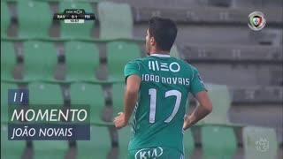 Rio Ave FC, Jogada, João Novais aos 11'