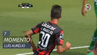 CD Feirense, Jogada, Luís Aurélio aos 7'