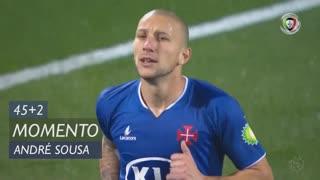 Belenenses, Jogada, André Sousa aos 45'+2'