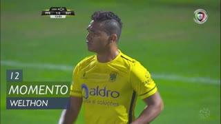 FC P.Ferreira, Jogada, Welthon aos 12'