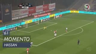 SC Braga, Jogada, Hassan aos 61'