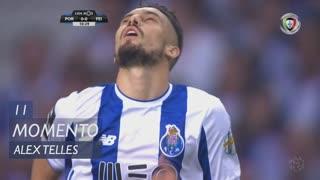 FC Porto, Jogada, Alex Telles aos 11'