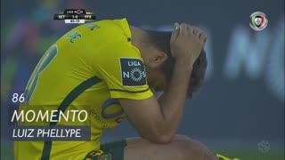 FC P.Ferreira, Jogada, Luiz Phellype aos 86'