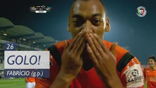 GOLO! Portimonense, Fabricio aos 26', Portimonense 3-1 Vitória FC