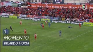 SC Braga, Jogada, Ricardo Horta aos 3'